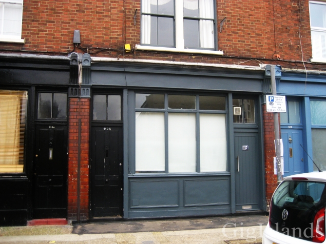 The Albion Rooms по адресу 112a Teesdale Street, London