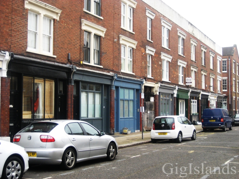 Teesdale Street, London