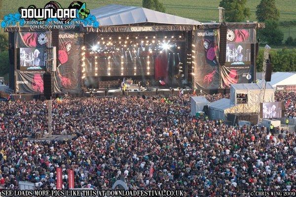 Download Festival 2009. Source: http://www.facebook.com/downloadfest