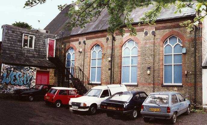 Wessex Studios. Source: http://www.philsbook.com/wessex-studio-1.html