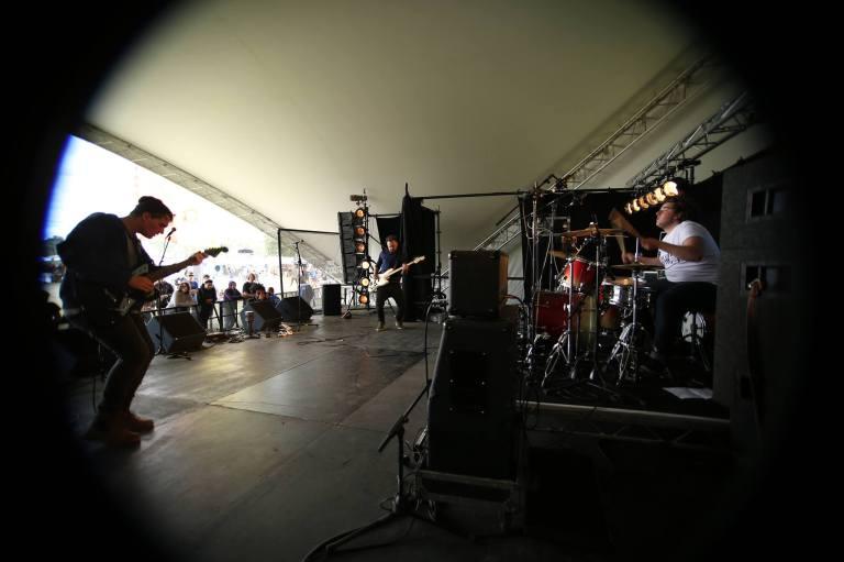 FOREVER CULT Live at Reading Festival 2014