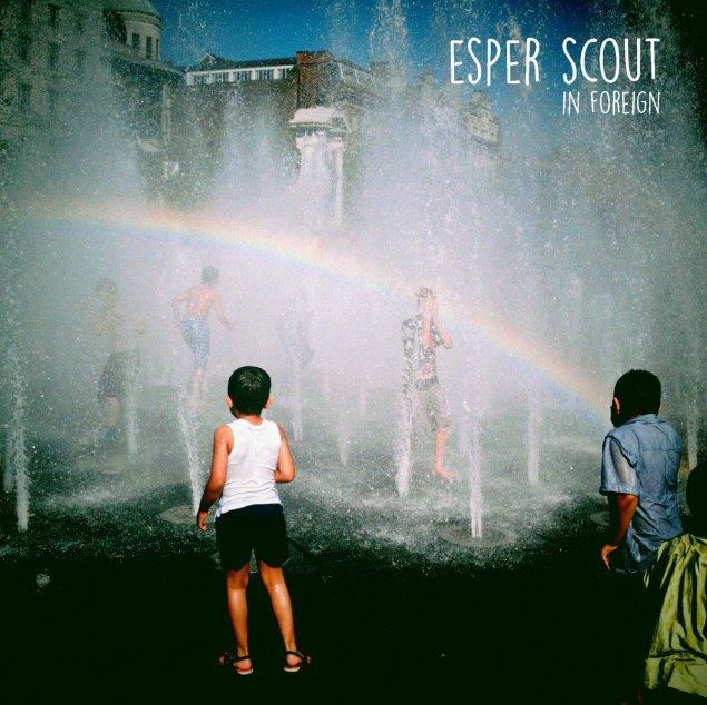 Esper Scout - In Foreign artwork jpg